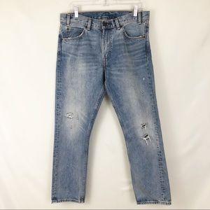 Levi's Orange Tab Vintage High Waist 90s Mom Jeans